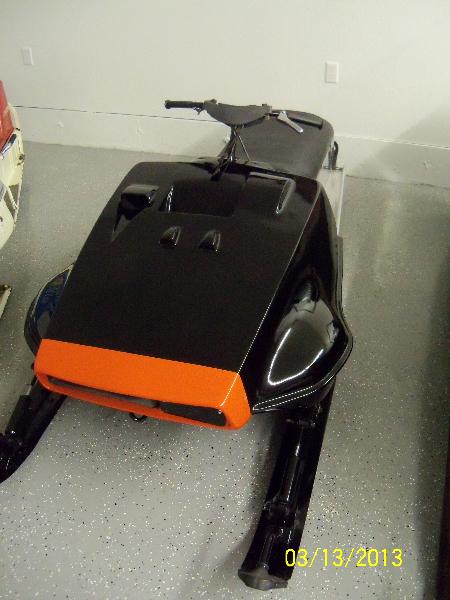 1975 Ski-Doo 250RV