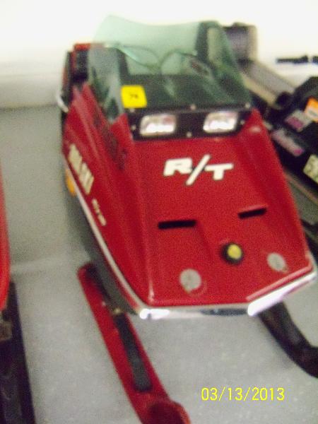1971 Boa-Ski R/T 340