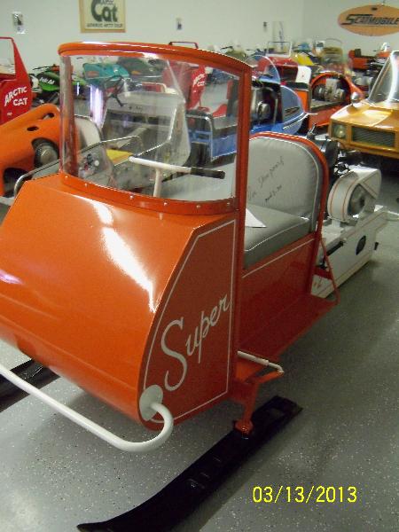 1958 Boggona Super  Serial #2