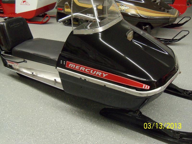 1970 Mercury 292