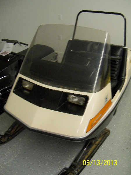 1973 Ski-Doo Elite 440ER