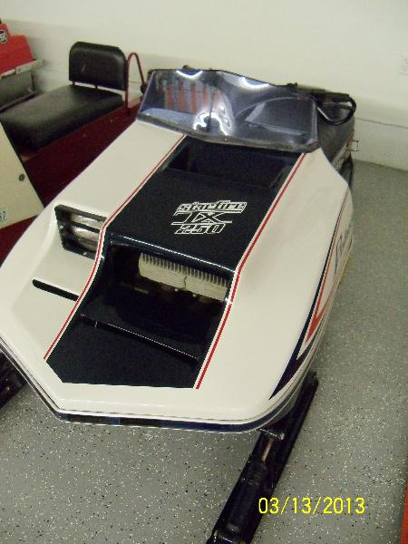1976 Polaris TX250 Starfire