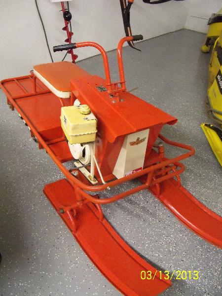 Fox Trac 60\'s Prototype